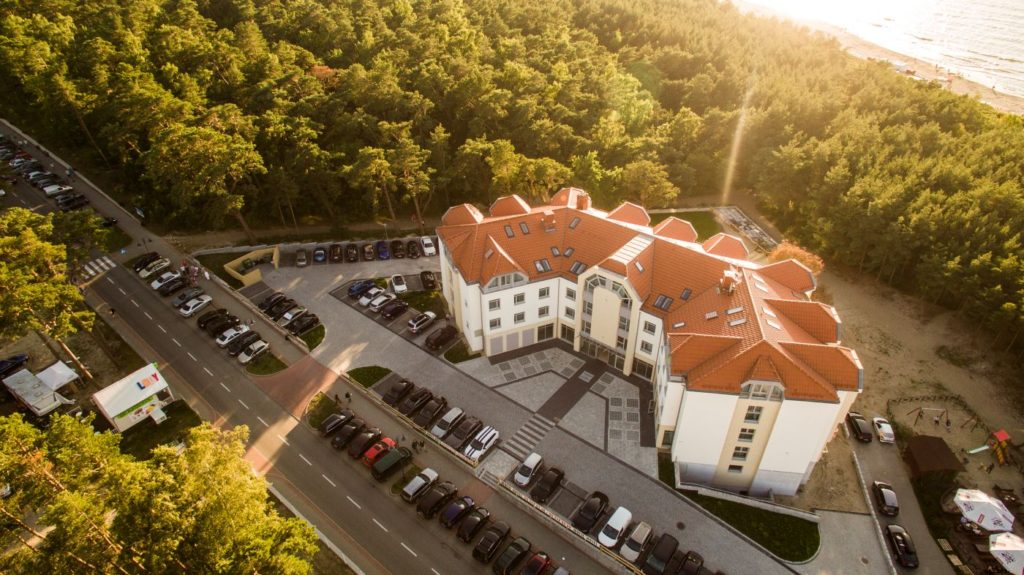 Hotele nad morzem przyjazne dzieciom. Najcieplejsze miejsce nad morzem bałtyckim