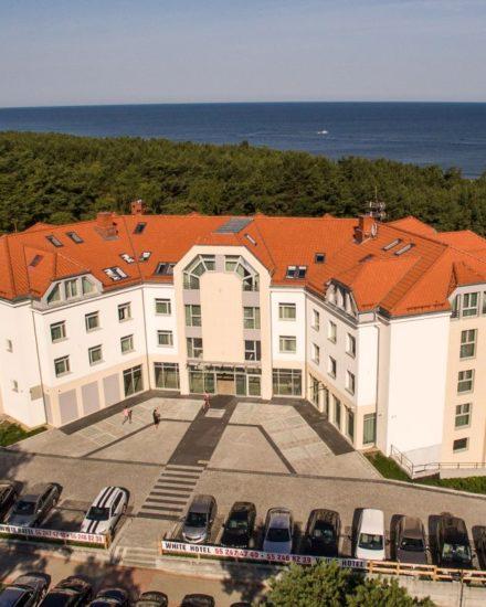 Krynica Morska hotele blisko morza