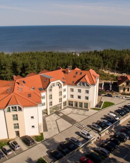 Hotele Krynica Morska