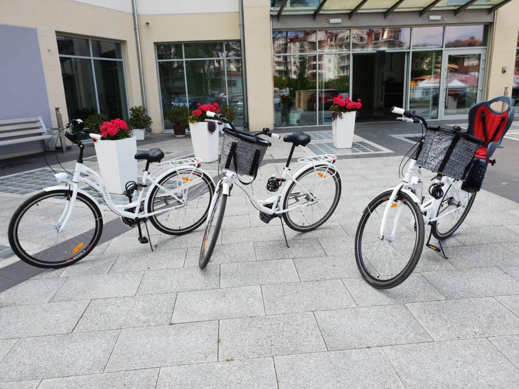 wypożyczalnia rowrów