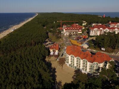 hotele nad morzem dla rodzin z dziećmi