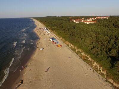 gdzie z Warszawy najbliżej nad morze