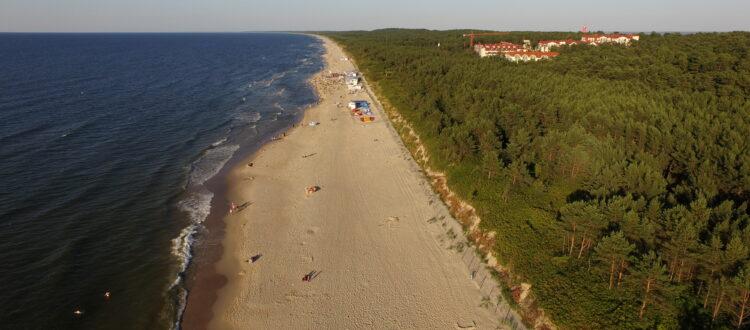 Hotele Mierzeja Wiślana nad samym morzem