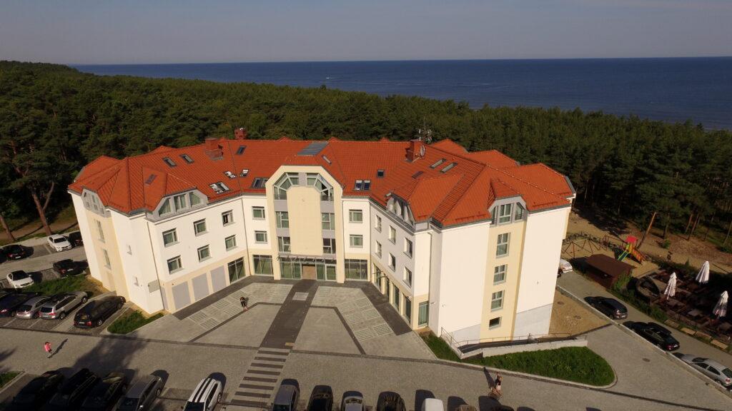 Hotele z widokiem na morze