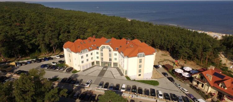 Hotel nad morzem dla dzieci