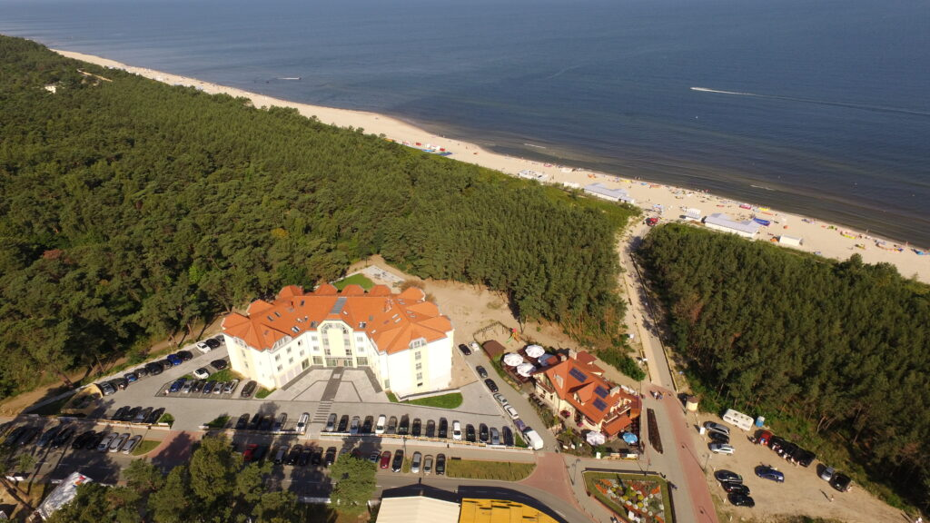 Krynica morska hotel