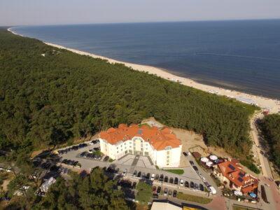 Hotele w Krynicy Morskiej