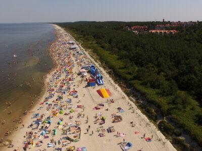 Najlepsze plaże w Polsce