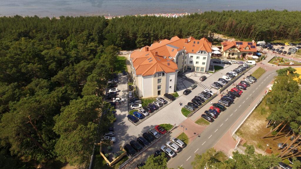 Hotel Krynica Morska