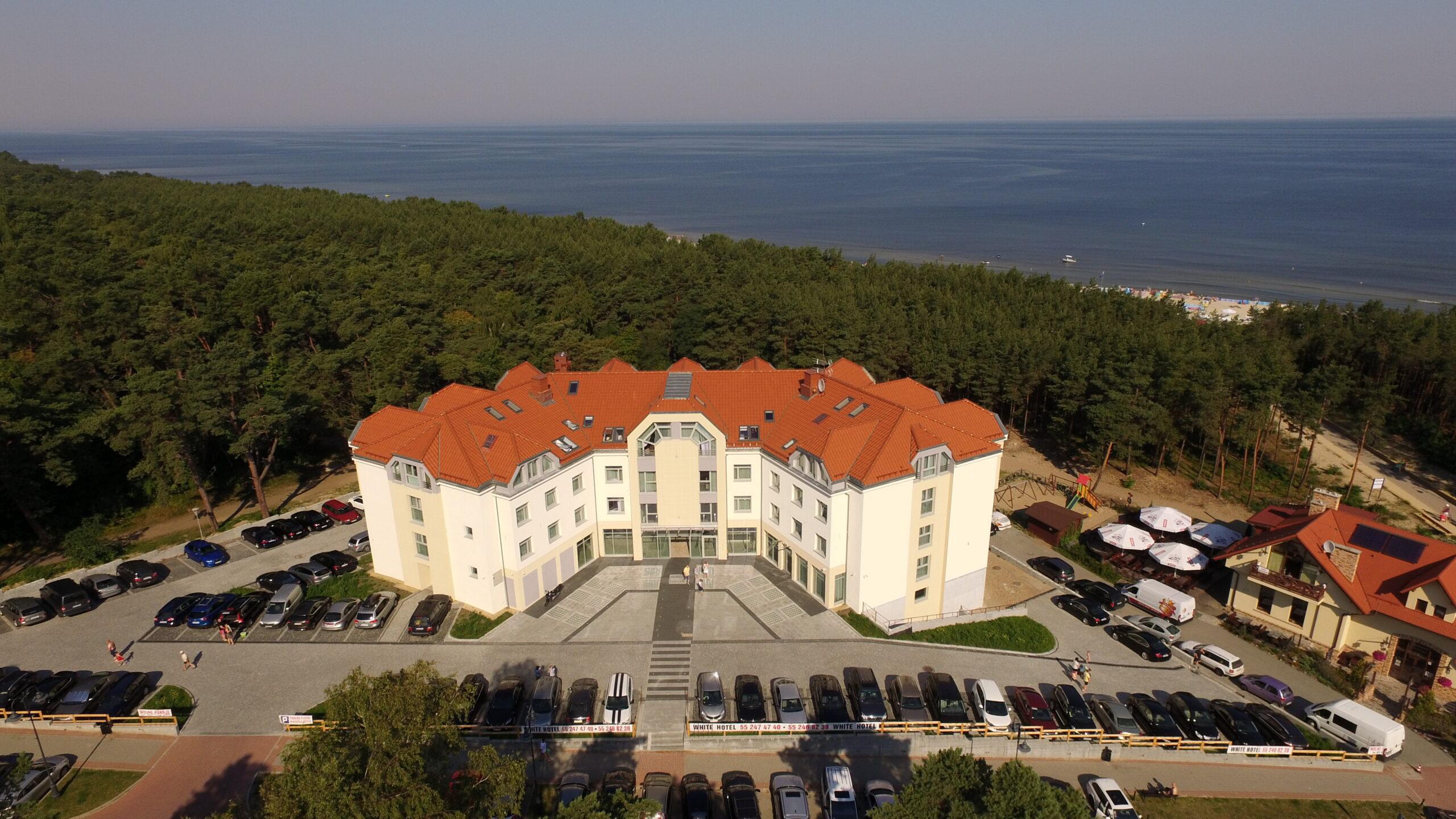 Krynica Morska hotele nad morzem