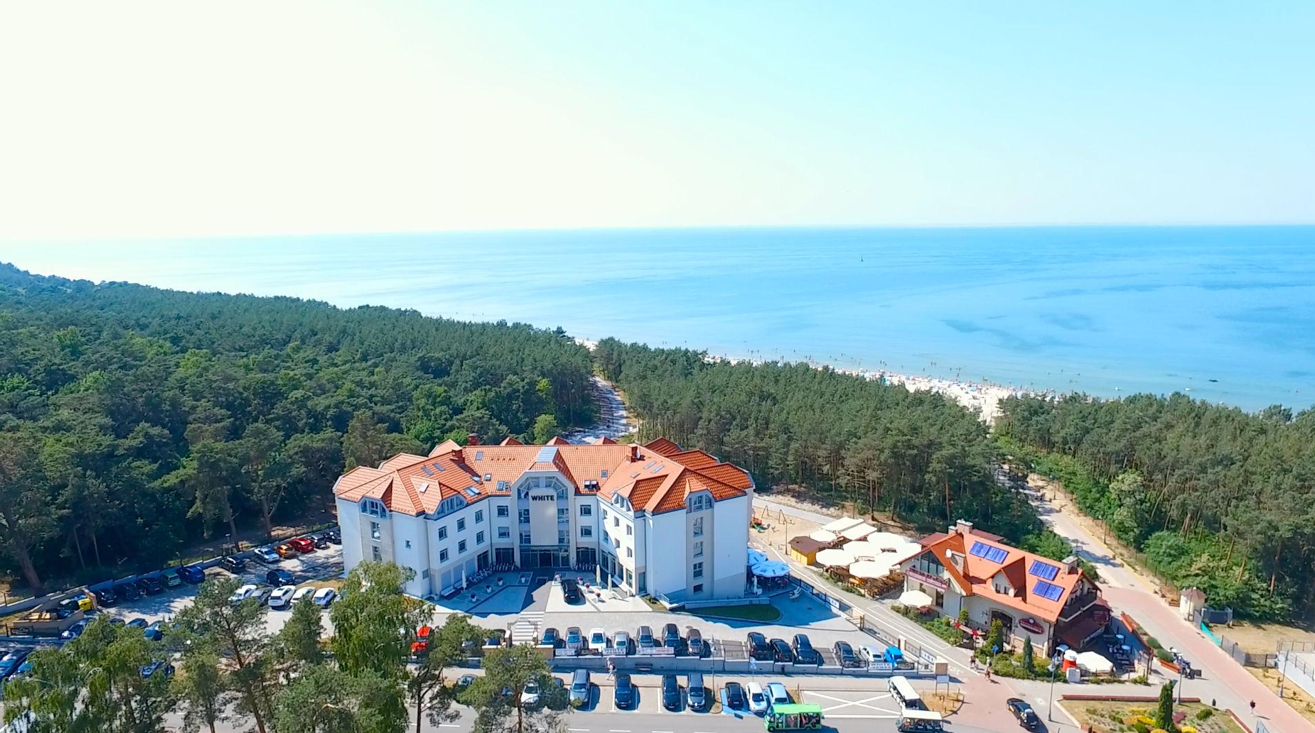 hotel nad morzem